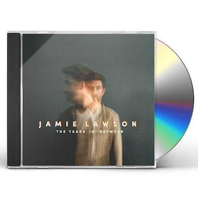 Jamie Lawson YEARS IN BETWEEN CD