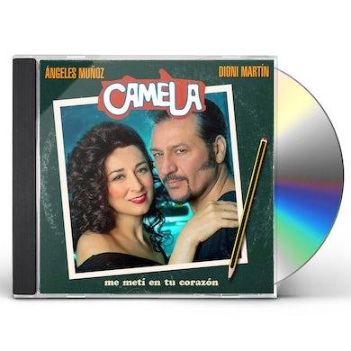ME METI EN TU CORAZON CD