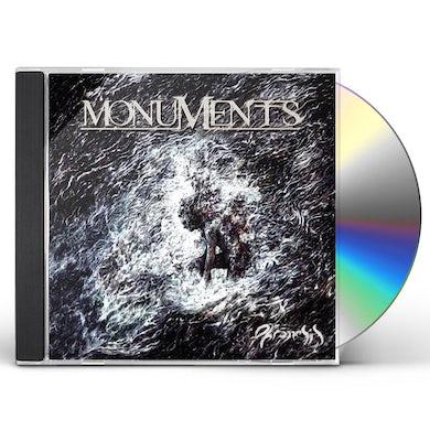 Monuments PHRONESIS CD