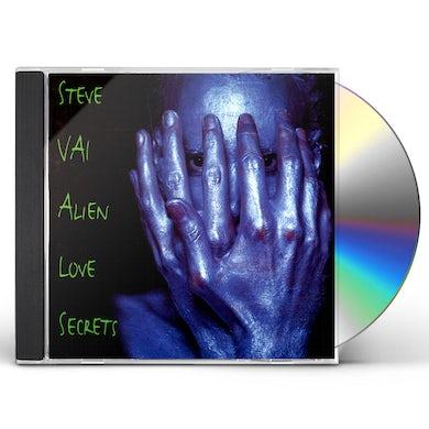 Steve Vai ALIEN LOVE SECRETS CD