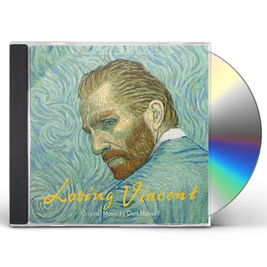Clint Mansell LOVING VINCENT / Original Soundtrack CD