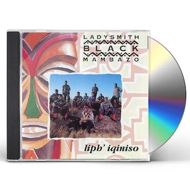 Ladysmith Black Mambazo LIPH'IQINISO CD