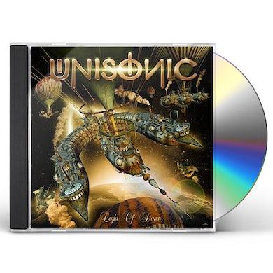 Unisonic LIGHT OF DAWN CD