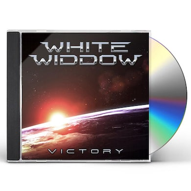 White Widdow VICTORY CD