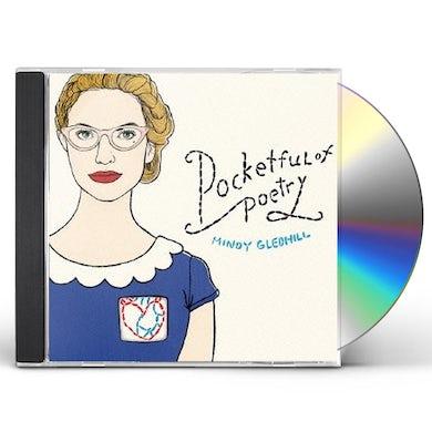 Mindy Gledhill POCKETFUL OF POETRY CD