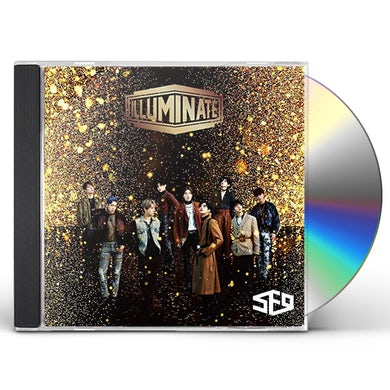 SF9 ILLUMINATE CD