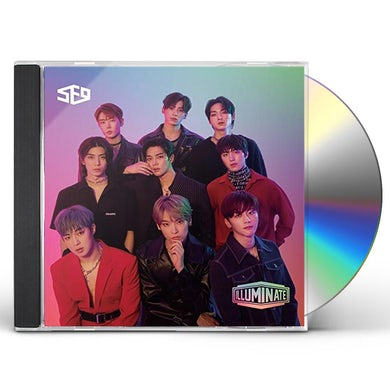 SF9 ILLUMINATE: B VERSION CD