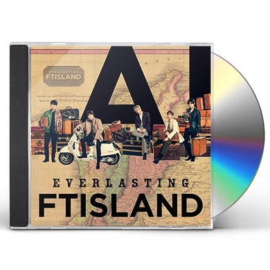 FTISLAND EVERLASTING (VERSION B) CD