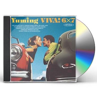 Yumi Matsutoya VIVA 6X7 CD