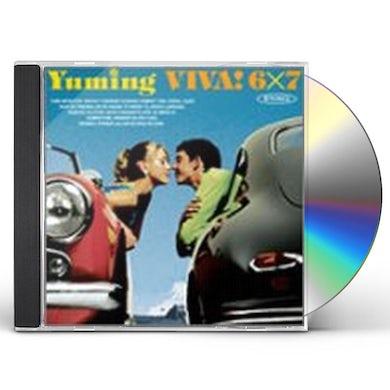 Yumi Matsutoya VIVA ! 6X7 CD