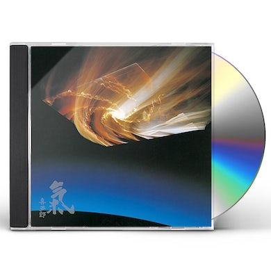 Kitaro KI / Original Soundtrack CD