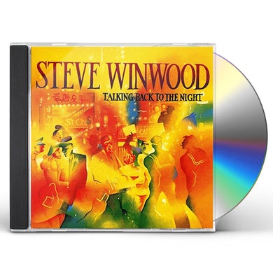 Steve Winwood TALKING BACK TO THE NIGHT CD