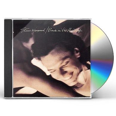 Steve Winwood BACK IN THE HIGH LIFE CD