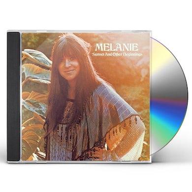 Melanie SUNSET & OTHER BEGINNINGS CD