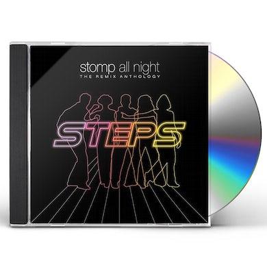 Steps STOMP ALL NIGHT: REMIX ANTHOLOGY CD