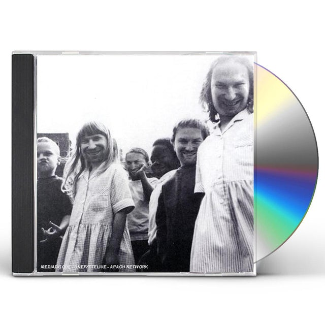 Aphex Twin COME TO DADDY CD