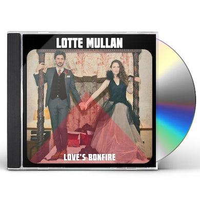 Lotte Mullan LOVE'S BONFIRE CD