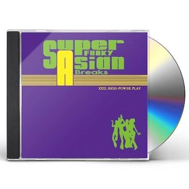 DJ XXXL SUPER FUNKY ASIAN BREAKS CD