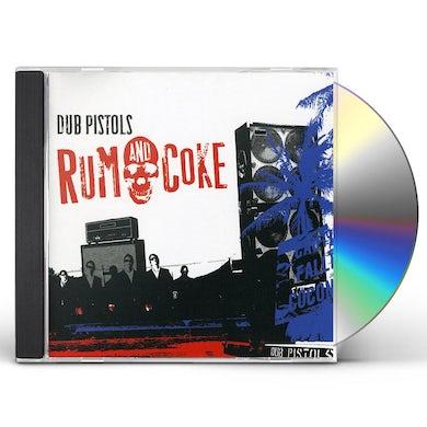 Dub Pistols RUM & COKE CD