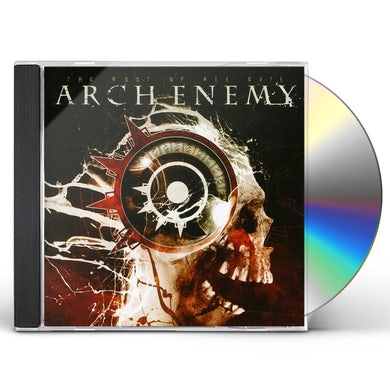 Arch Enemy ROOT OF ALL EVIL CD