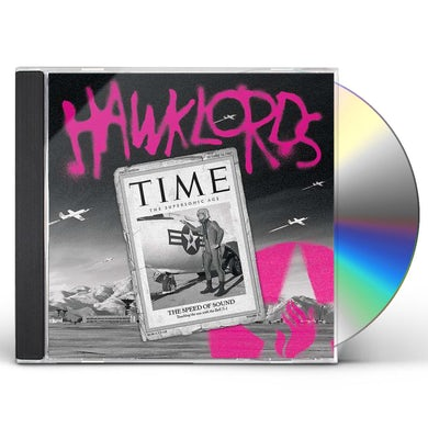 Hawklords TIME CD