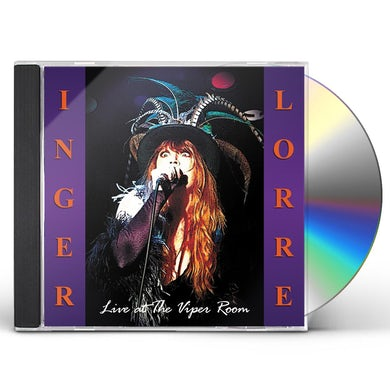 Inger Lorre LIVE AT THE VIPER ROOM CD