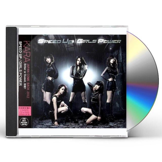 KARA SPEED UP/GIRLS POWER CD