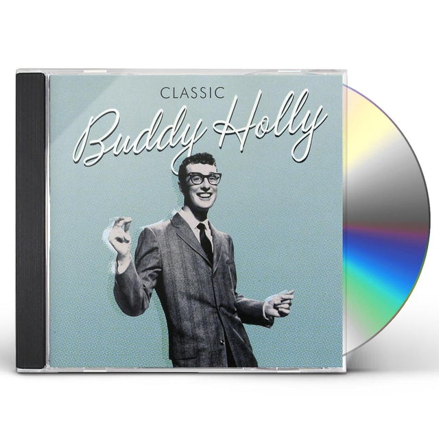 Buddy Holly CLASSIC: MASTERS COLLECTION CD