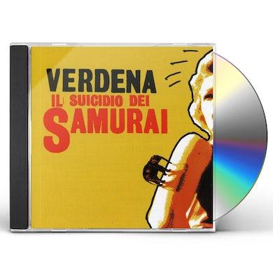 Verdena SUICIDO DEI SAMURAI CD