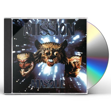 The Mission MASQUE CD