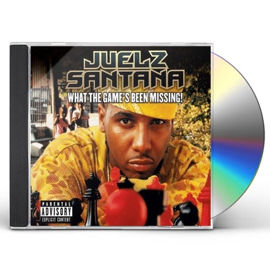 Juelz Santana WHAT THE GAME'S BEEN MISSING CD
