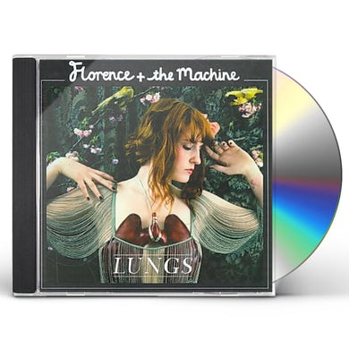 Florence and The Machine LUNGS CD