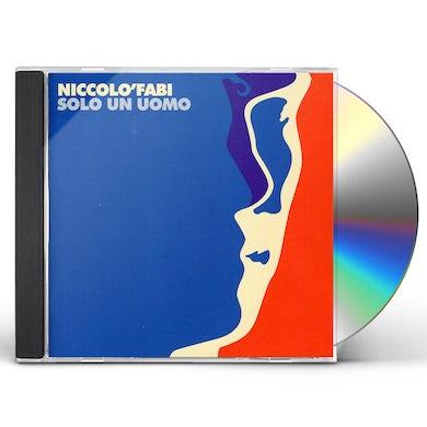 Niccolo Fabi SOLO UN UOMO CD