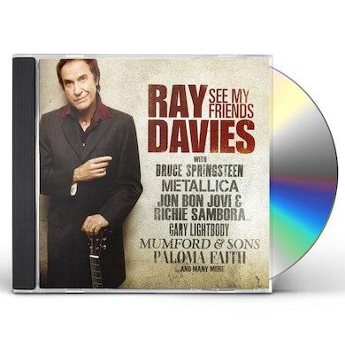 Ray Davies SEE MY FRIENDS CD
