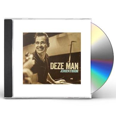 Jeroen Van Der Boom DEZE MAN CD