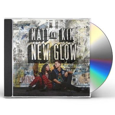 Matt & Kim NEW GLOW CD
