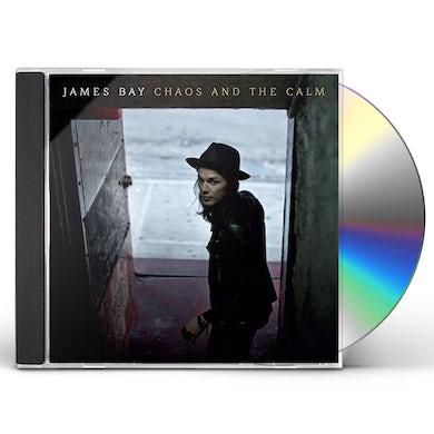 James Bay CHAOS & CALM: DELUXE CD