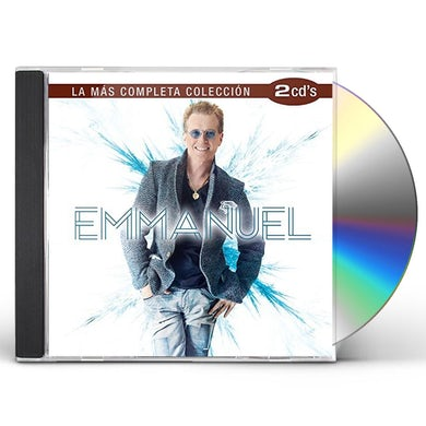Emmanuel LA MAS COMPLETA COLECCION CD