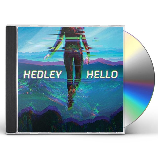 Hedley HELLO CD