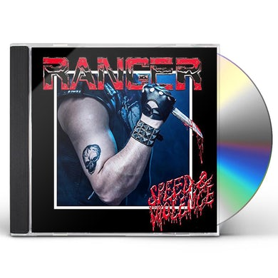 Ranger SPEED & VIOLENCE CD