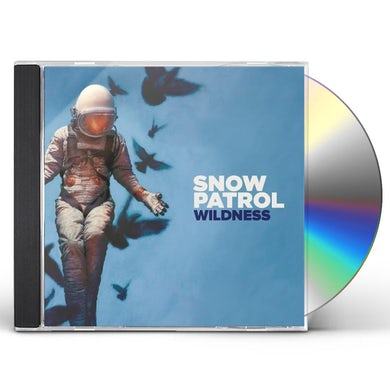 Snow Patrol WILDNESS CD