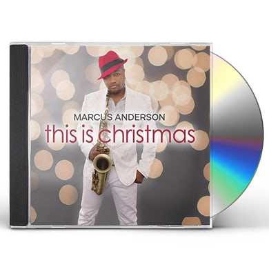 Marcus Anderson THIS IS CHRISTMAS CD