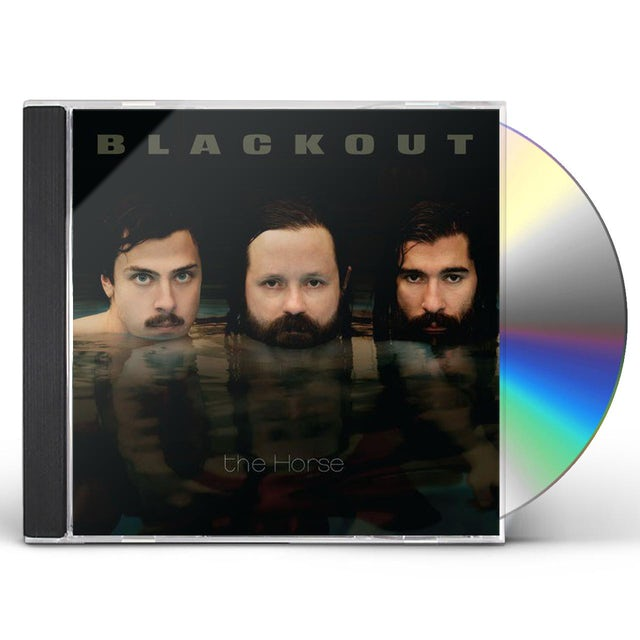 Blackout THE HORSE CD