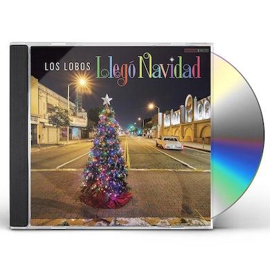 Los Lobos LLEGO NAVIDAD CD
