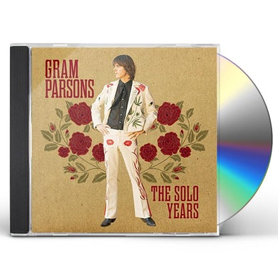 Gram Parsons SOLO YEARS CD