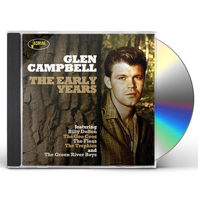 Glen Campbell EARLY YEARS CD