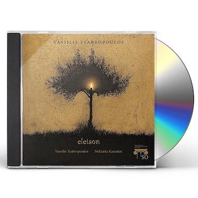 Vassilis Tsabropoulos ELEISON CD