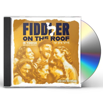 FIDDLER ON THE ROOF: 2018 CAST ALBUM / VARIOUS CD