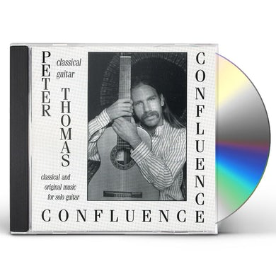 Peter Thomas CONFLUENCE CD