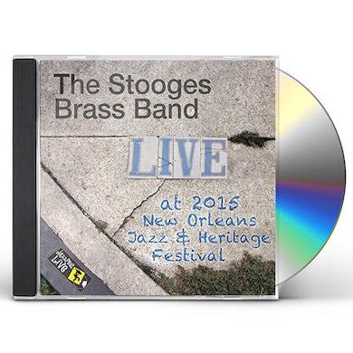 Stooges Brass Band JAZZFEST 2015 CD